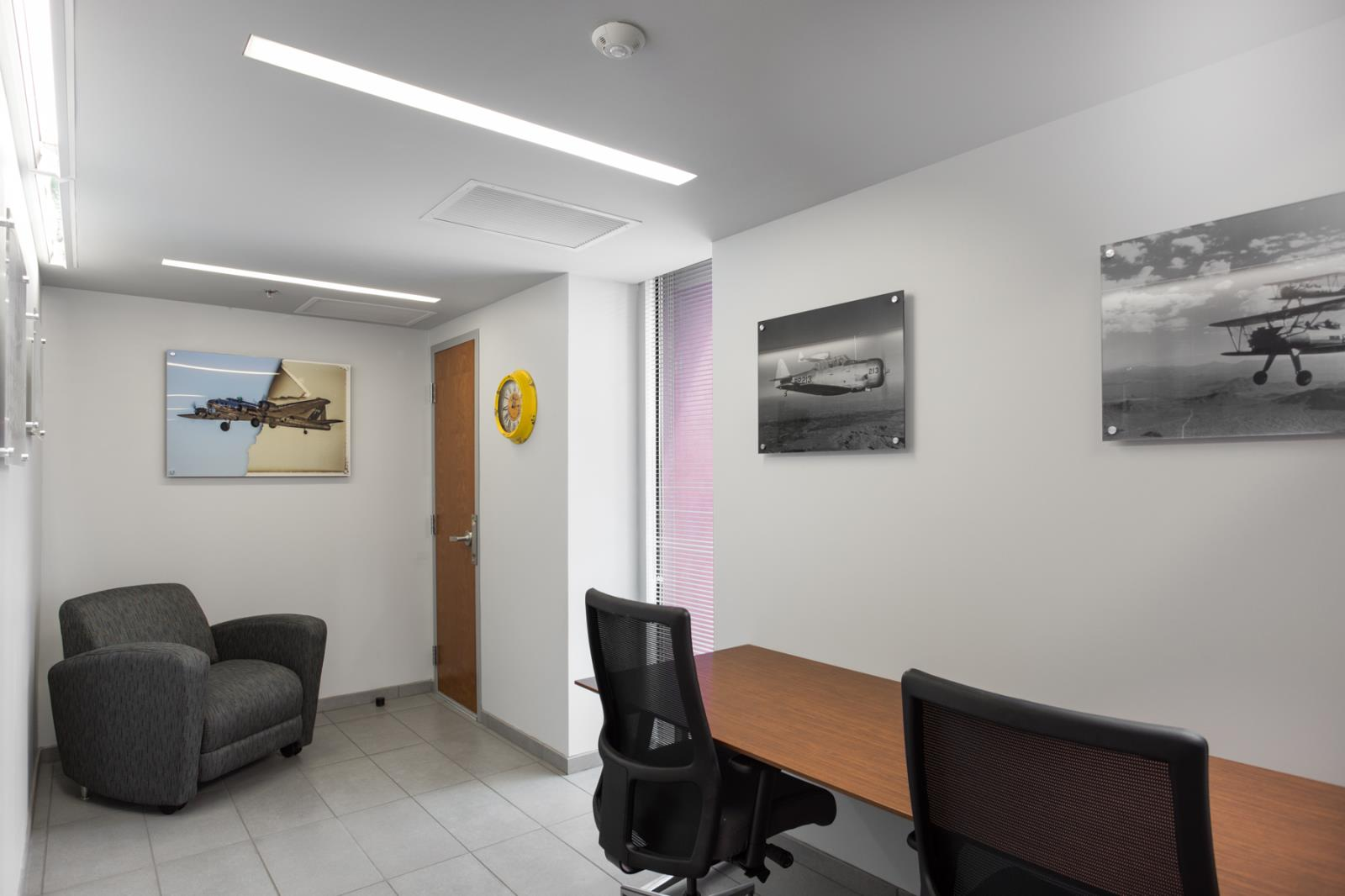 Pilot Flight Planning Lounge