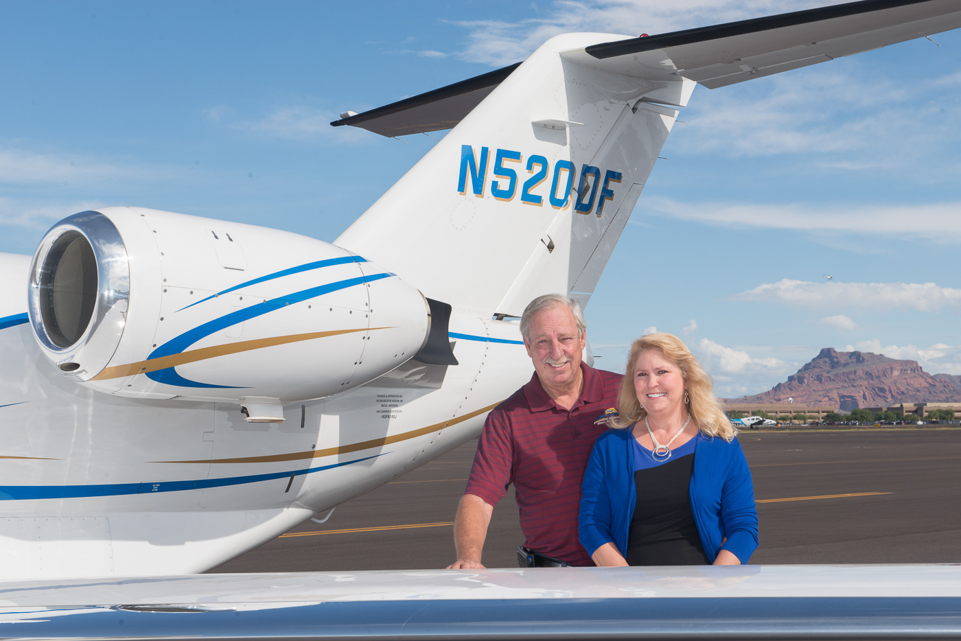 Falcon Executive Aviation Owners