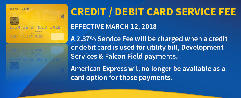 city fees, credit card fees, debit card fees, credit cards