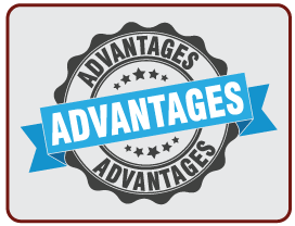 Advantages-button