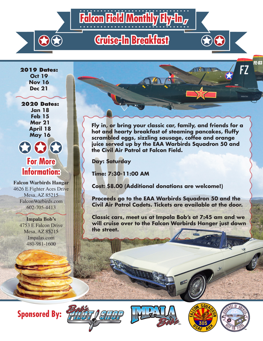 Pancake Breakfast Flyer 2019-2020