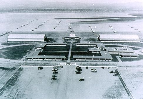 Falcon Field Historical Photo